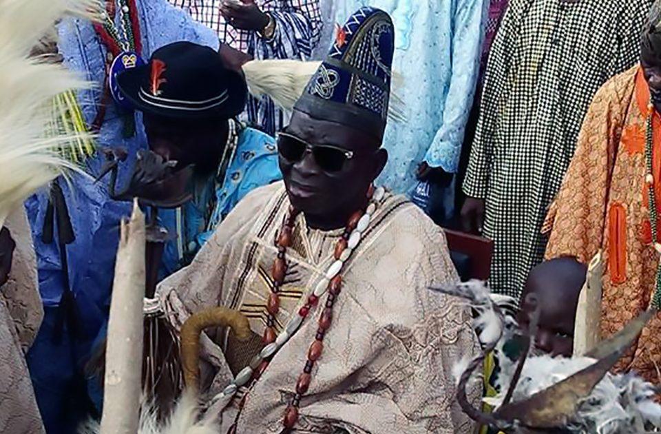 Araba Agbaye de Ile Ife Aworeni Adisa Awoyemi