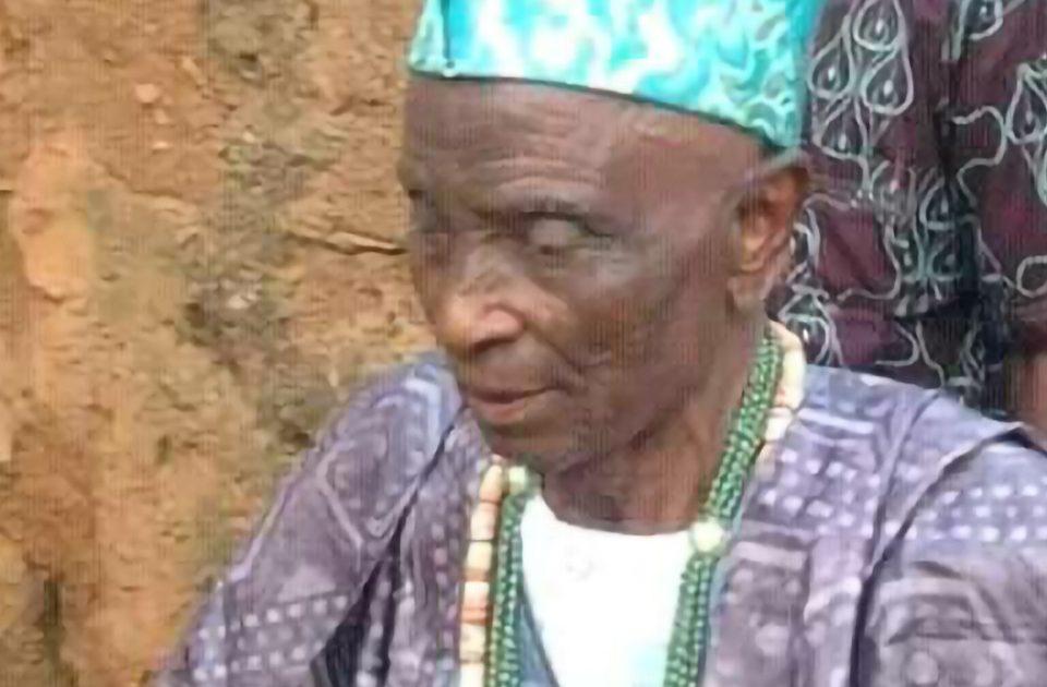 Odugbona Awo Alaafin Oyo