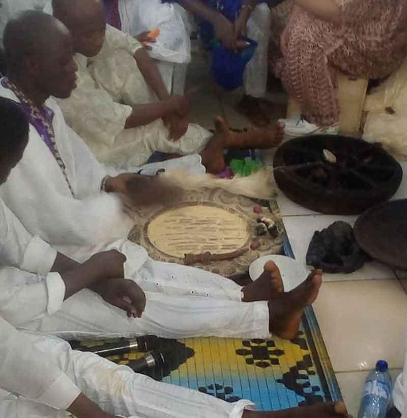 Oke Itase | Ceremonia de la adivinación mundial de Ifá 2019