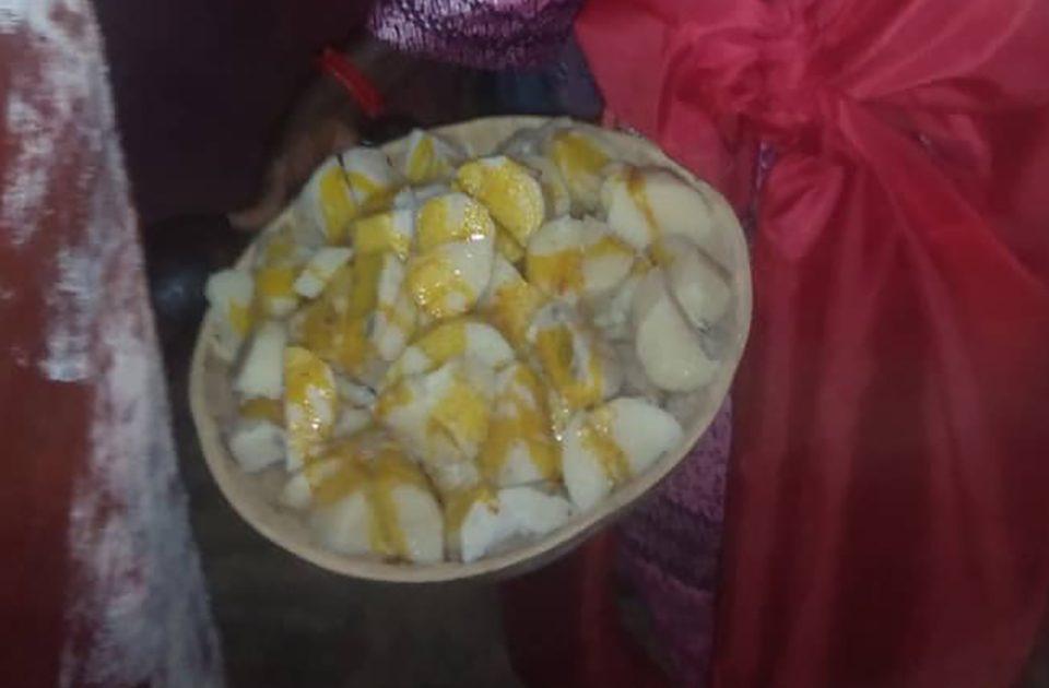 Año nuevo de Shango en Koso