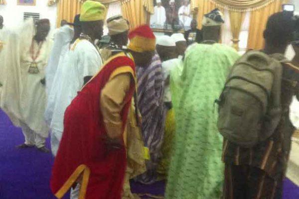 Oke Itase 2016 | Ceremonias de la adivinación mundial de Ifá 2016