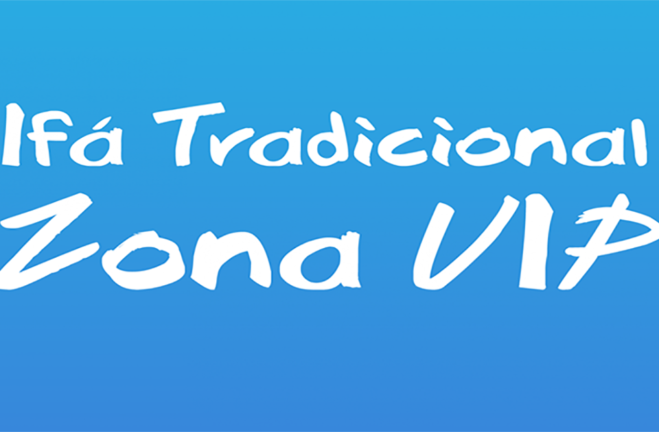 zona vip Ifá tradicional pro