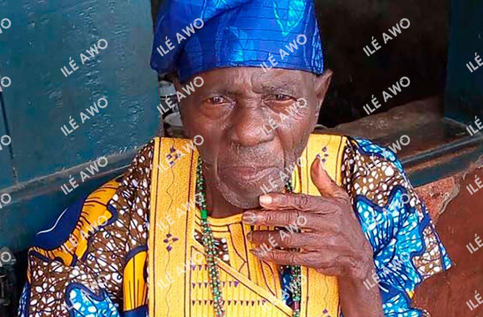 Pesar por la muerte de Ifatoki Akangbe