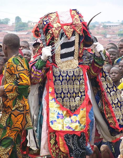 Egungun, los ancestros