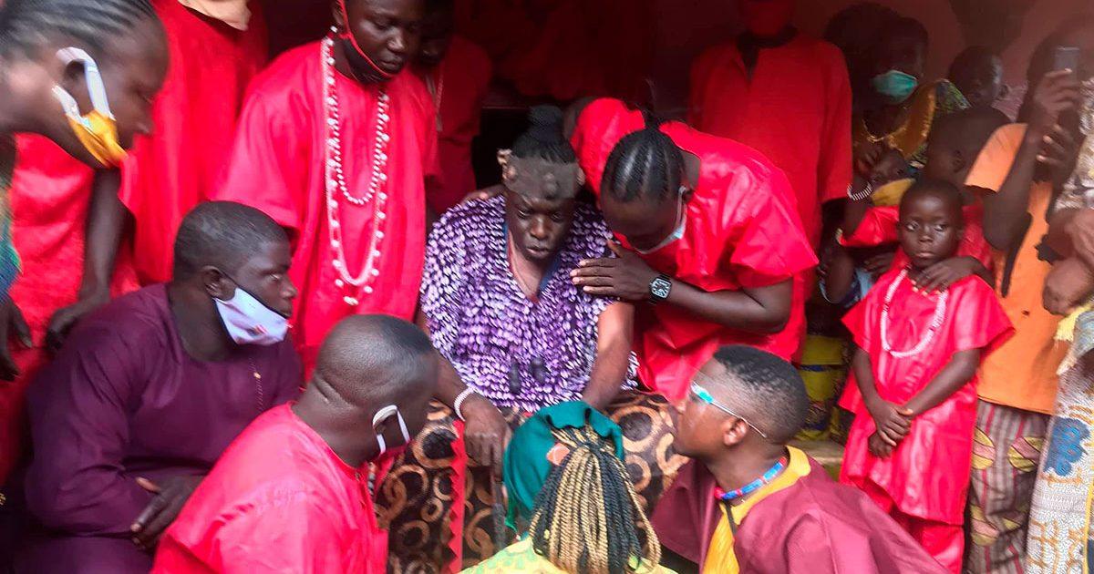 Festival Mundial de Shango en Oyo / World Sango Festival in Oyo