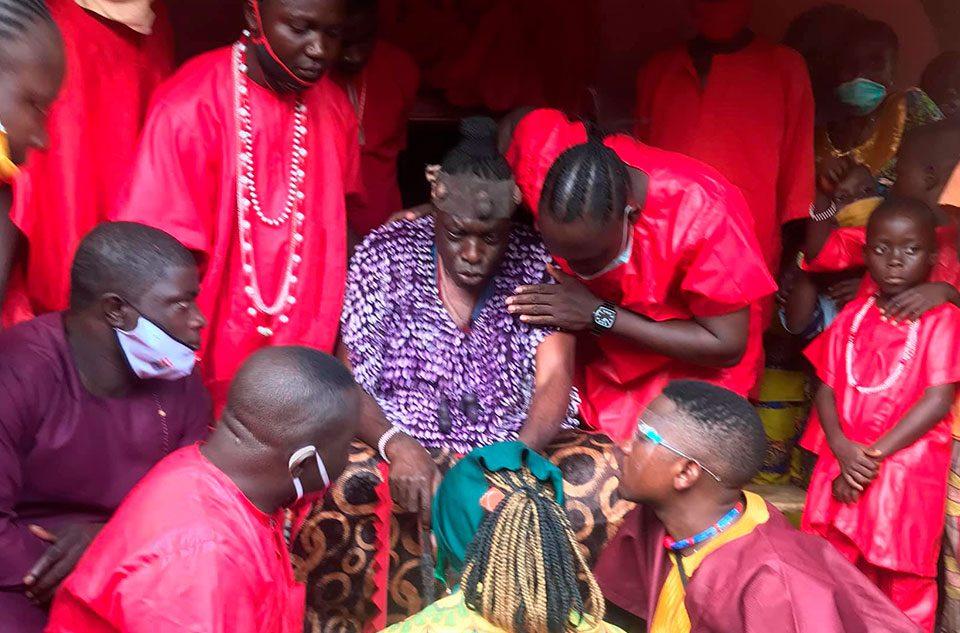 Festival Mundial de Shango en Oyo